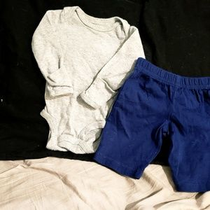 Baby boy newborn outfit